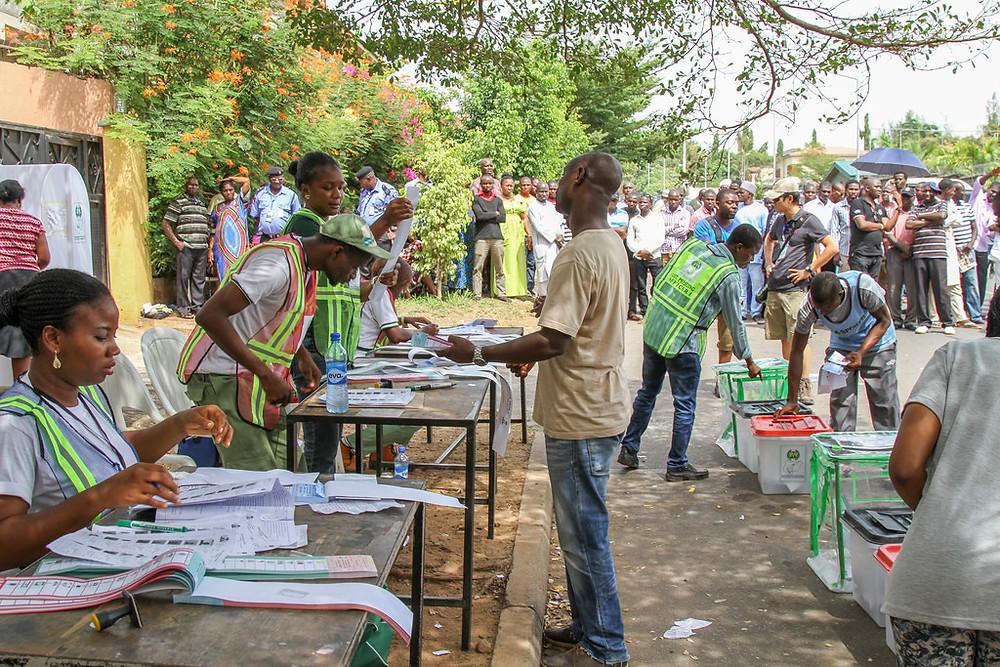 elections.. nigeria