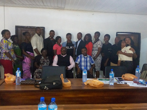 One Day Strategic Planning Meeting On Reducing Human Trafficking In Benue State