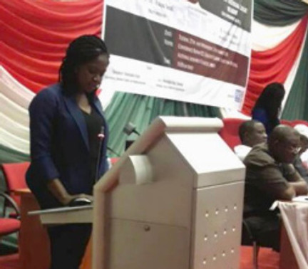Increase State Resource Allocation on HIV efforts: Lawyers Alert Tells the National Assembly  at the