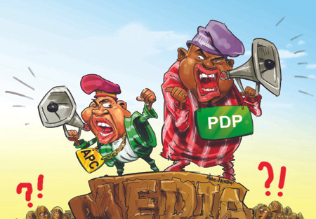 2019 ELECTIONS: As the Clock Ticks …