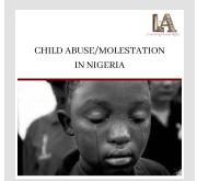 CHILD ABUSE/MOLESTATION IN NIGERIA