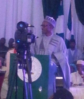 """Nigeria's President Lays Out """"The Buhari Doctrine"""""""