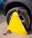 Illegality of Clamping Cars in the FCT