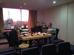 Debate Melodia Pastor-Renato Bruno