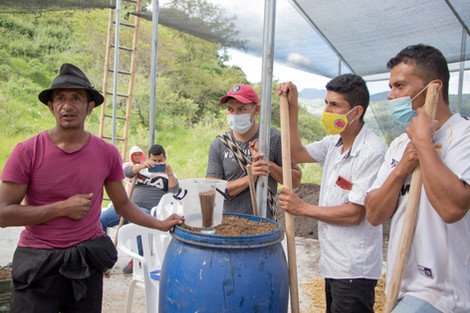 ASOPEP hacemos agricultura restaurativa y protegemos la vida de nuestros suelos