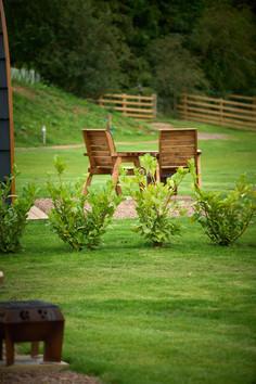 Outdoor Love Seats