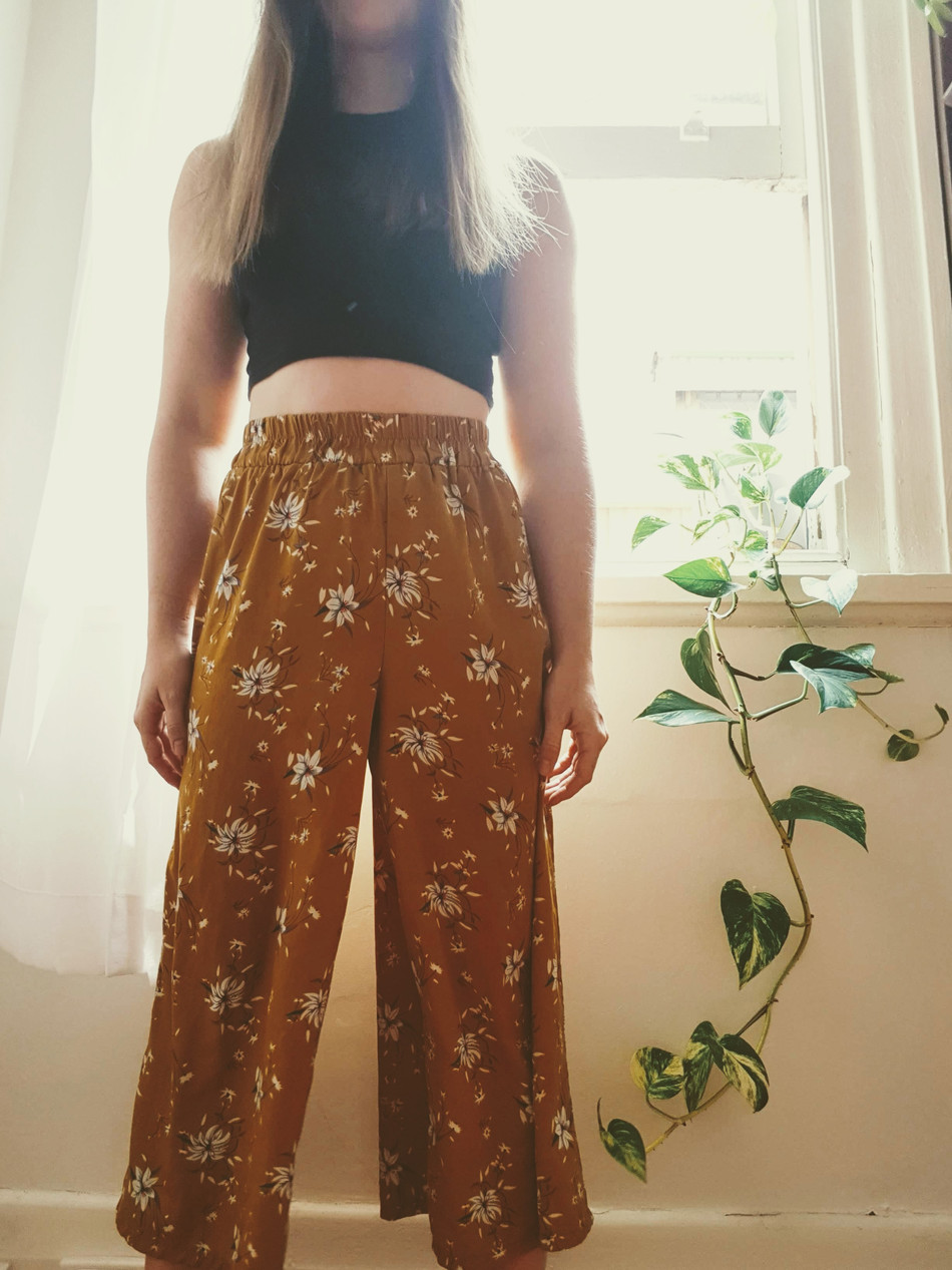 The pants that gave me anxiety