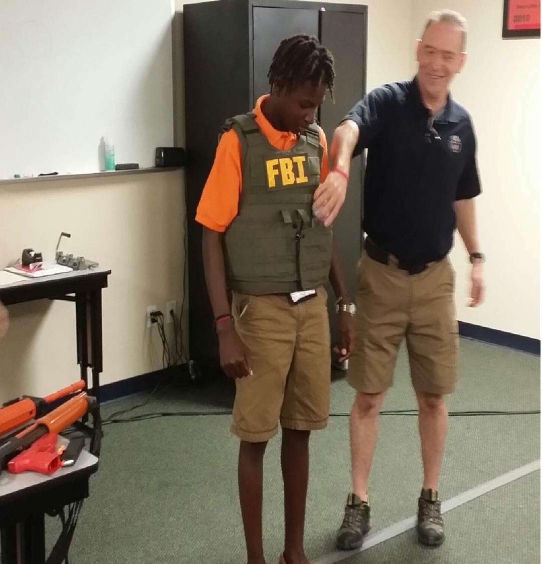 FBI Visit