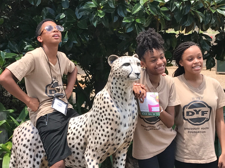 Dylan on leopard