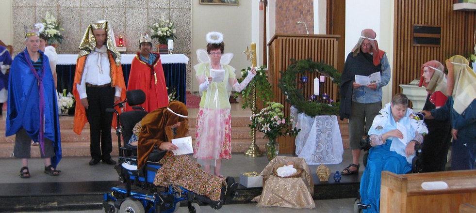 G.I.F.T. Centre Nativity Play
