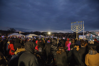National Menorah on the Ellipse