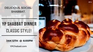 YP Shabbat Dinner