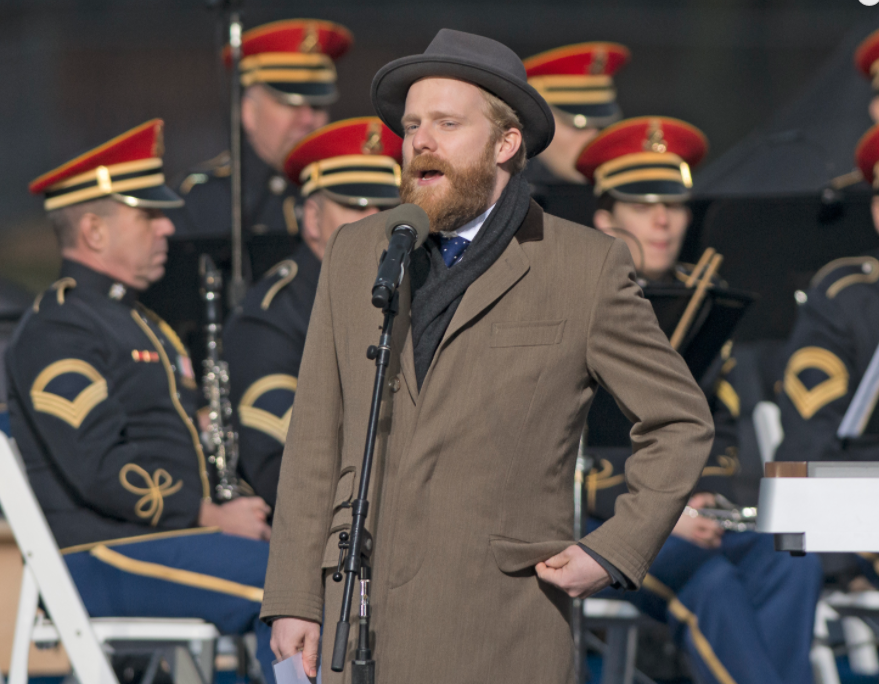 National Menorah - Alex Clare