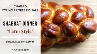 YP Shabbat Dinner - Latin Style!