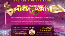 The Great Washington DC Purim Party