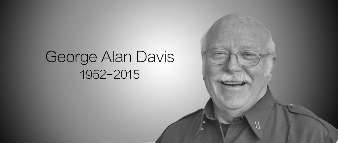 George Alan Davis Memorial Service
