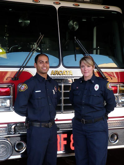 Arcata Fire Protection District Angie Dernedde Neal Narayan