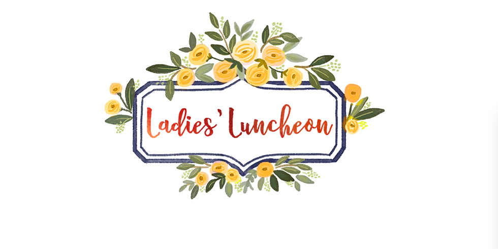 Ladies Luncheon At The Home of Claudia Deutsch