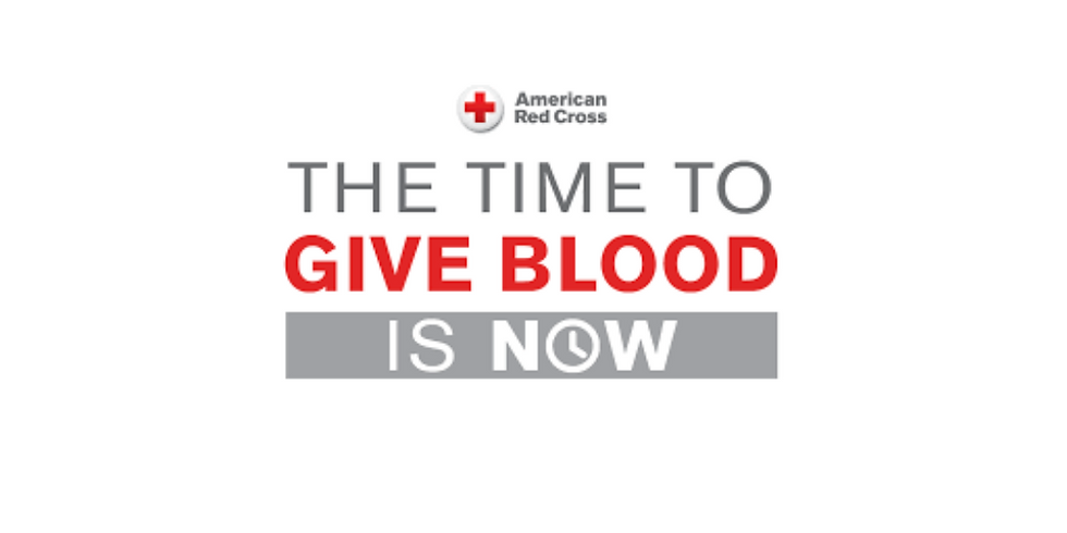 Be A Hero! - Red Cross Blood Drive