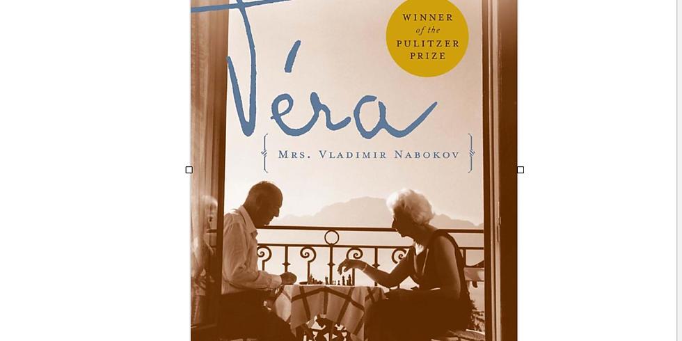 Book Club - Vera (Mrs. Vladimir Nabokov) by Stacy Schiff