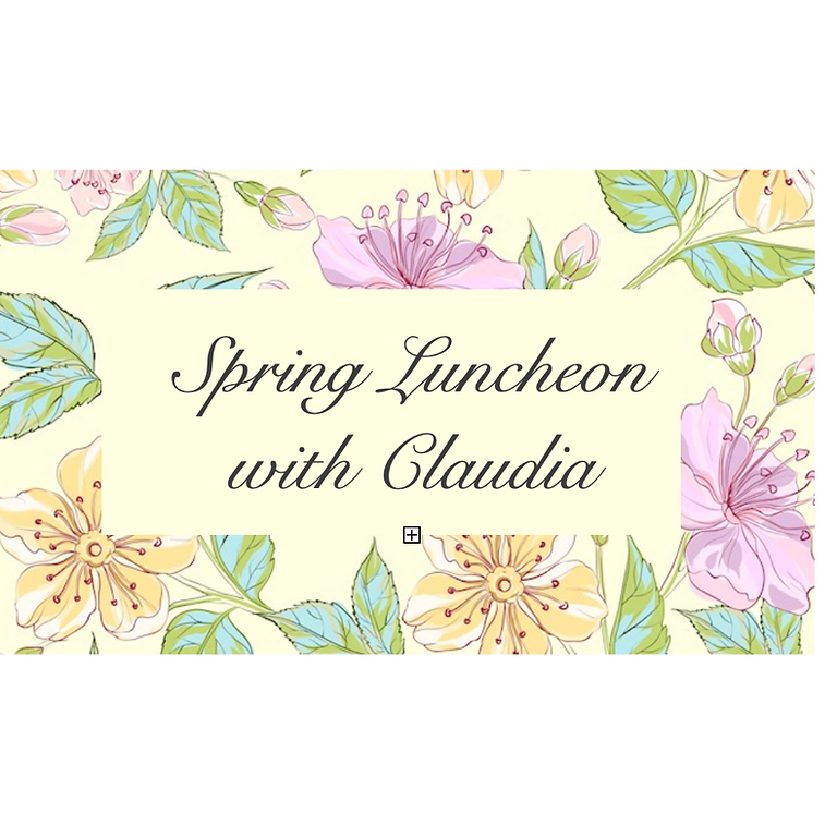Celebrate Spring Luncheon