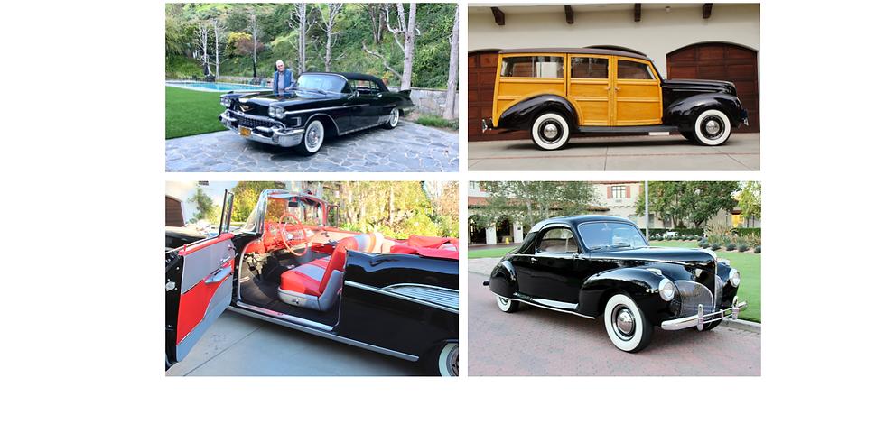 Vintage Cars & Cocktails