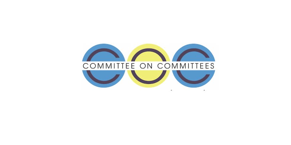 Committee on Committees - Members Mandatory Sign Up