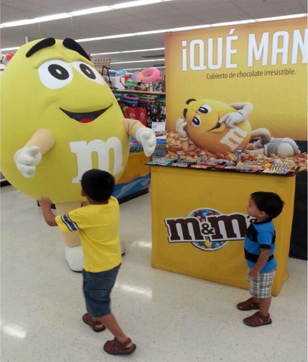 Promo M&M's
