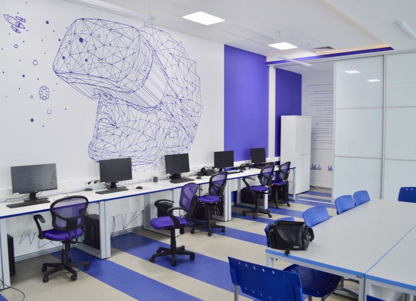 St.Petersburg Academy of digital Technol