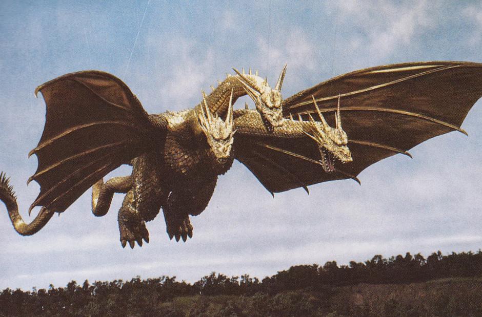 A Dragon Ranks Dragons