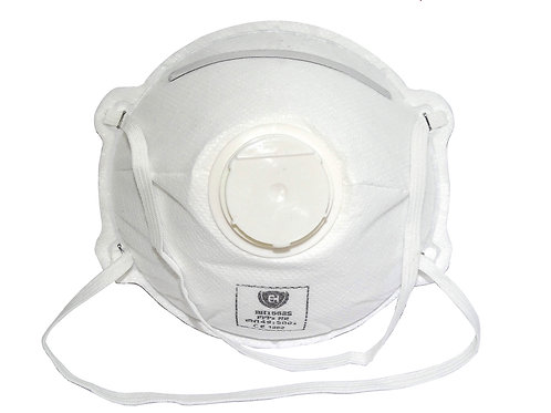 N95 / FFP2 Dust Mask with Valve