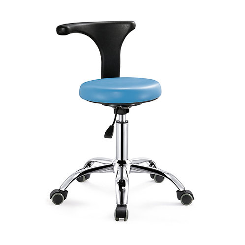 Medical stool rolling hospital chair dental chair
