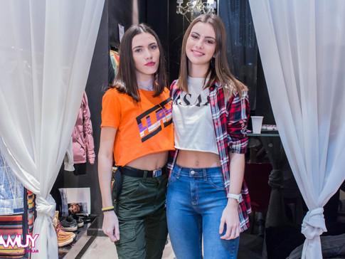 Desfile Tarde Fashion en Paseo del Fuego