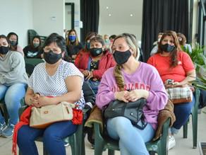 LA SECRETARÍA DE LA MUJER MANTUVO REUNIONES CON MÁS DE 150 EMPRENDEDORAS