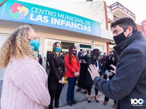MÁS DE 40 FAMILIAS YA ESTÁN SIENDO ACOMPAÑADAS POR EL CENTRO MUNICIPAL DE LAS INFANCIAS