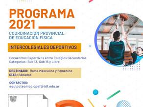 EL MINISTERIO DE EDUCACIÓN CONTINÚA CON LAS INSCRIPCIONES PARA LOS INTERCOLEGIALES FUEGUINOS