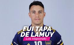 FUI TAPA DE LAMUY: LOS VAPORAKI