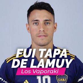 FUI TAPA DE LAMUY: LOS VAPORAKI, EDICIÓN #114