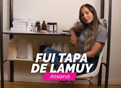 FUI TAPA DE LAMUY: ATSANA