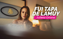 FUI TAPA DE LAMUY: JULIETA ORIONE
