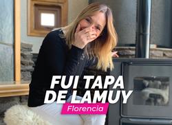 FUI TAPA DE LAMUY: FLORENCIA PALUMBO