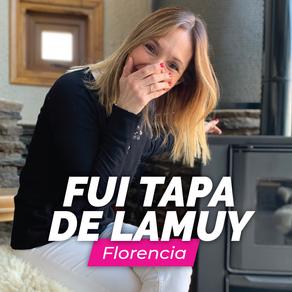 FUI TAPA DE LAMUY: FLOR PALUMBO, EDICIÓN #142