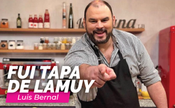 FUI TAPA DE LAMUY: LUIS BERNAL