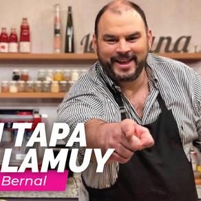 FUI TAPA DE LAMUY: LUIS BERNAL,EDICIÓN #143