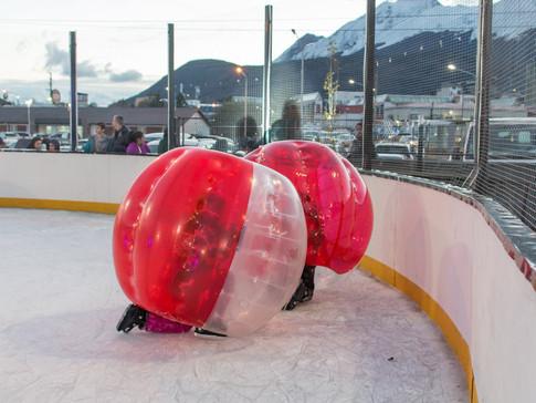 Apertura de la pista de patinaje de Yamana Bar & Patin GDS