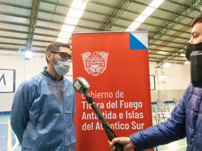 EL MINISTERIO DE SALUD INFORMÓ CAMBIOS EN EL CRONOGRAMA DE TESTEOS VOLUNTARIOS EN RÍO GRANDE