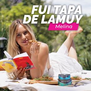 FUI TAPA DE LAMUY: MELINA FIGUEROA,  EDICIÓN #8