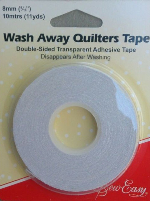 Wash Away Quilter's Tape
