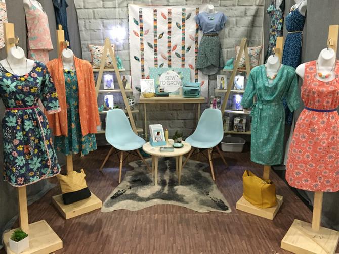 Wild Ride - Houston International Quilt Market