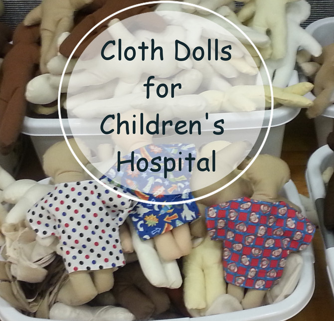 Project Made: Dolls for Children's Hospital